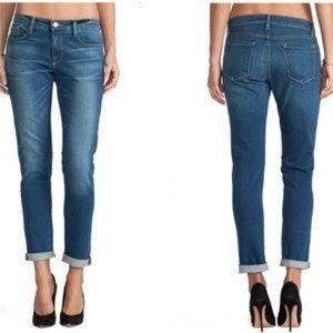 Frame Demim Le Garçon Mid-rise Boyfriend Fit Jeans